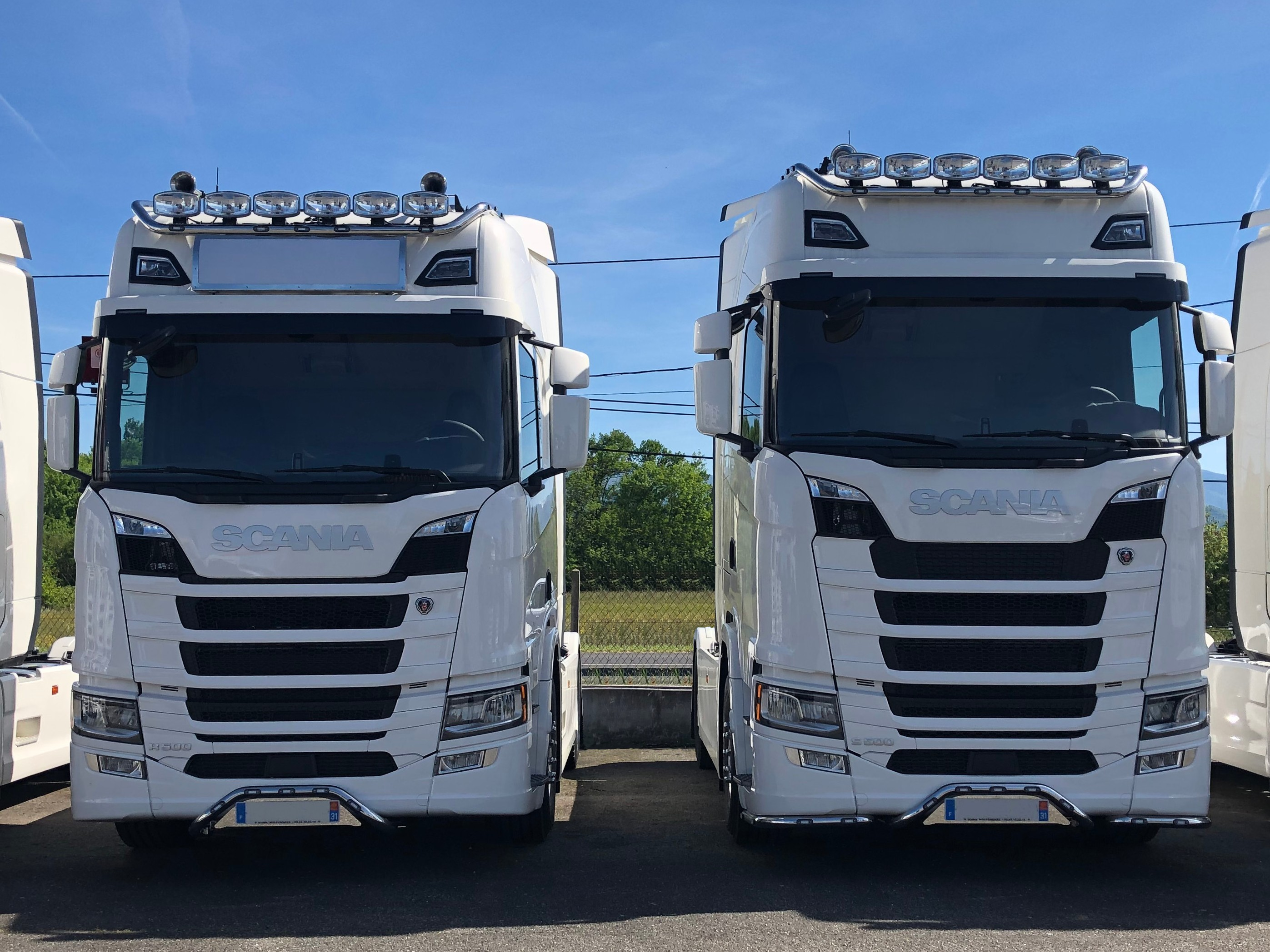 Scania S et R Next Gen